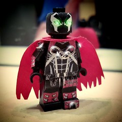 My Custom Lego Spawn (JCDC1221) Tags: comics lego superheroes spawn villans legocustom