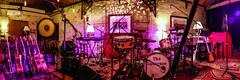 bakehouse setup : the scrap museum (robertmilesdesign) Tags: livemusic gigs recordingstudio bakehouse musicproduction melbournemusic australianmusic markseymour livemixing theundertow australiangigs liverecordings scrapmuseum