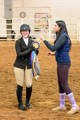 Winner of the Big Ribbon (shirley319) Tags: horse texas unitedstates canyon april erica equestrian 2016 d600 horsecompetition ihsa westtexasam zonecompetition noviceflat