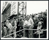 Crowd at Sportsmans Park, 1964