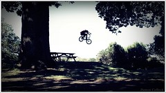 Table Fun (DamoColbeck) Tags: street table fun bmx edited callum polden bmxlife
