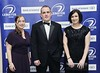 At the Leinster Annual Awards Ball sponsored by Bank of Ireland which took place in the Mansion House