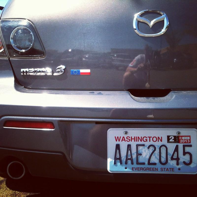 Mazda 3 Polska