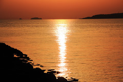 Sunset(Kanonji harbor) (y's_cafe) Tags: