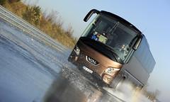 Omnibus Sicherheitstraining VDL, Lausitzring 13.11.2011