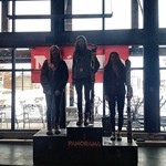 Top 3 J1 SL women Panorama Miele Cup 4.4.2012