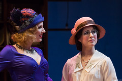 June Moon - Eileen and Edna (Act III) (onativ) Tags: 1920s comedy theatre period kaufmann ucsd junemoon