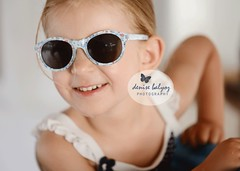 Just happy (dbalyoz) Tags: summer girl smile sunglasses youth happy three young shades summertime