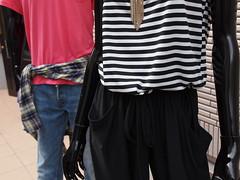 ファッション (がじゅ) Tags: 散歩 マネキン 神宮前 epl2