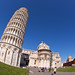 Pisa (through a fisheye lens)