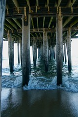 Below the Boardwalk (tmrae) Tags: beach newjersey boardwalk oceangrove