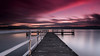 Boonerah Point Sunset (Taha Elraaid) Tags: sunset beautiful canon point photography eos mark iii 5d filters graduated wollongong illawarra الشمس thegong طه boonerah الرعيض tahaelraaid boonerahpointsunset