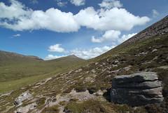 slopes of Ben More Coigach (Francis Mansell) Tags: mountain scotland highlands scottishhighlands benmorecoigach coigach