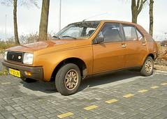 Renault 14 Safrane 30-6-1978 YY-30-JN (Fuego 81) Tags: 14 renault 1978 poire r14 safrane yy30jn
