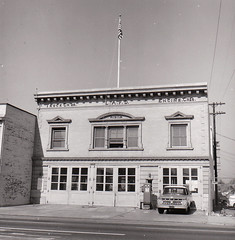 Old Fire Station 26 Circa 1970