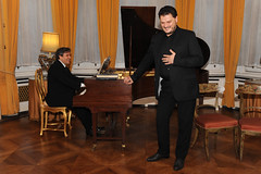 Verdi Syndicate launched at Italian Embassy