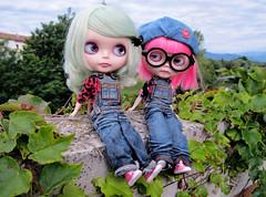Avril e Bon Bon