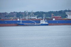 Ships on the River Mersey (sab89) Tags: liverpool river ship ships oil mersey tanker wirral tankers merseyside cruel