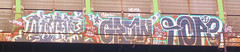 Each2 ~ Grow ~ Hope4 (Skyline Crony) Tags: 2 bench hope graffiti paint tag 4 grow boxcar piece streaks burner bomb freight each krylon autorack rusto oilstick ironlak