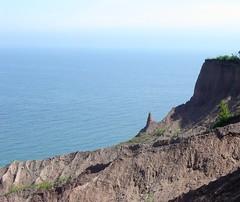 (ecojenna) Tags: statepark newyork glacier erosion clay geology lakeontario deposits sodusbay