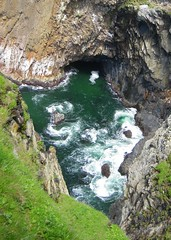 Lovely Cove (Adventures with E&L) Tags: oregon pacificocean oregoncoast oregoncoasttrail