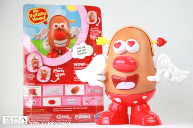 玩具界的重要節日-恭喜恭喜蛋頭先生來過節專題報導