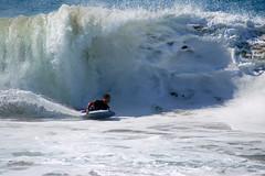 DSC09275 (palmtreeman) Tags: ocean sea seascape beach water surf waves surfing wedge skimming