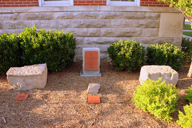 Warren County's Courthouse Foundation Stones