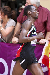 Faustine Mussa (Steve_C) Tags: marathon august olympics 2012 london2012 canoneos40d