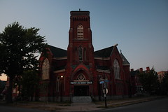 "Prospect Avenue Baptist Church • <a style=""font-size:0.8em;"" href=""http://www.flickr.com/photos/59137086@N08/7842156126/"" target=""_blank"">View on Flickr</a>"