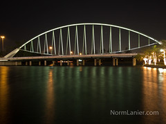 "Lake Robbins Bridge The Woodlands Texas • <a style=""font-size:0.8em;"" href=""http://www.flickr.com/photos/85864407@N08/8159525310/"" target=""_blank"">View on Flickr</a>"