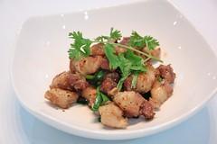หมูทอดน้ำปลา Vietnamese Style [Nam Restaurant]