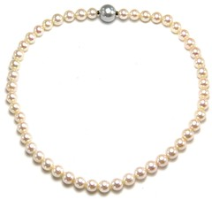 1063. Cultured Pearl Necklace