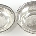2052. Two Sterling Silver Serving Bowls