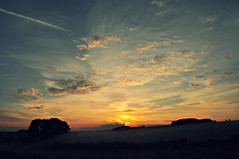 a sunset EXPLORE Front Page Thank you (la cegna) Tags: