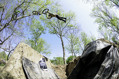 Graveyard Jam 14' (Jacob-Manes) Tags: bmx san texas trails whip antonio dubs graveyeard turndown