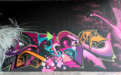 graffiti (wojofoto) Tags: amsterdam graffiti streetart wojofoto hof flevopark amsterdamsebrug sket nederland netherland holland wolfgangjosten