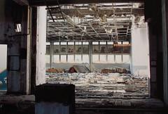 Derelict SIACE Paper Factory, Sicily#5 (Architettura Povera as Arte Povera ( Poor Architec) Tags: art abandoned architecture paper ruins industrial factory sicily derelict catania corruption asbestos artepovera fiumefreddo
