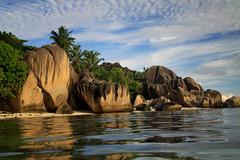 (Jean-Marc Valladier) Tags: sea beach landscape seaside dreamy seychelles seashore dreamscape