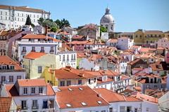 View of Lisbon (Weekend Wayfarers) Tags: travel travelling portugal architecture tile travels europe cityscape view lisboa lisbon exploring travellers cityscapes travellings wanderlust adventure explore tiles views traveling azulejo portuguese travelers travelblog portuguesa azulejos travelphotography travelphotographer travelblogs travelblogger travelings travelbloggers travelphotographers travelblogging weekendwayfarers