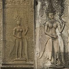 Angkor Wat Bas-Relief - Photo #5 (doug-craig) Tags: travel usa nikon cambodia stock culture photojournalism buddhism angkorwat korea siemreap hindu journalism basrelief d700 dougcraigphotography