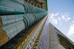 Shah Mosque 5 (Martin Tsvetkov) Tags: travel architecture photography lights iran perspective mosque wallpapers isfahan shah