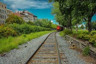 CN - Vieux Port Montreal