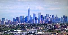 Jersey City. Manhattan (ANpix51) Tags: nyc ny jerseycity manhattan nj