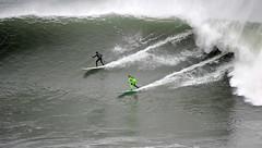 FERNANDO RIEGO y MIGUEL WELSH / 0490WGH (Rafael Gonzlez de Riancho (Lunada) / Rafa Rianch) Tags: sea mer sports mar surf waves surfing olas deportes cantbrico