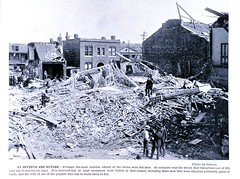Tornado damage at 7th and Rutger, St. Louis, Missouri from the St. Louis-East St. Louis Tornado of 27 May 1896 [1564  1168] #HistoryPorn #history #retro http://ift.tt/25pTh6E (Histolines) Tags: from history st louis may retro missouri damage timeline 27 tornado 7th rutger 1896  vinatage 1564 1168 historyporn louiseast histolines httpifttt25pth6e