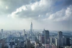 Nanjing (blichb) Tags: china skyline nanjing hochhaus businesstravel 2016 leicaq blichb leicasummilux11728 52stock