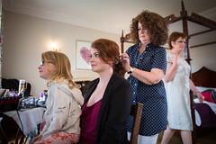 Emma_Mark_150807_007Col (markgibson1977) Tags: bridalprep bride couples duchraycastle emmamark role venues weddings flowergirl kids stagesdetails aberfoyle stirlingscotland scotlanduk