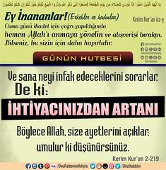Hayrl Cumalar (Oku Rabbinin Adiyla) Tags: islam allah ramazan kuran fitre zekat ayet oru ayetler
