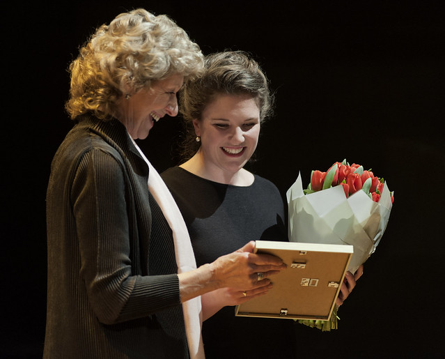 Dame Felicity Lott and Emma Moore | Das Lied – International Song Competition 2015